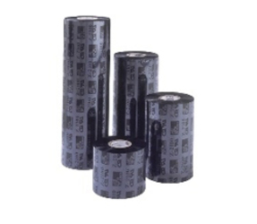 Thermal Ribbon, 3200, wax/resin, 76mm x 450m, Black (12 per doos)