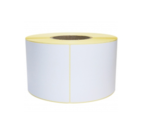 Inkjet Sample roll, 762508-40, labels, 76 2mm x 50 8mm, 630 Labels, 40mm  Core, White, Permanent