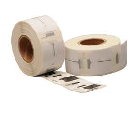 Dymo 11353 compatible labels, 25mm x 13mm, 1.000 etiketten, blanco