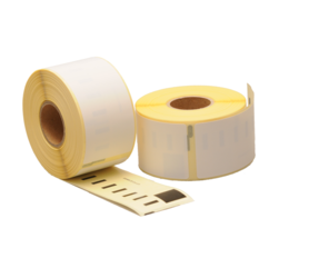 Seiko SLP-2RLE compatible labels, 89mm x 36mm, 260 etiketten, blanco, permanent