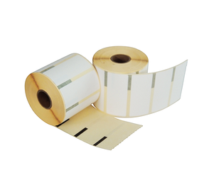 Star TSP700-800 compatible labels, 70mm x 30mm, 1.000 etiketten, wit, verwijderbaar