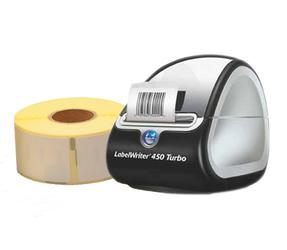 Afbeelding van Digitale postzegel etiketten starterspakket: Dymo LabelWriter 450